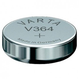 Varta, Varta Watch Battery V364 20mAh 1.55V, Button cells, BS183-CB, EtronixCenter.com