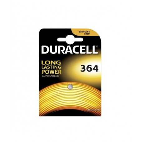 Duracell - Duracell Watch Battery 364-363 1.5V - Button cells - BS185-CB