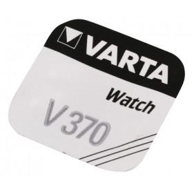 Varta - Varta V370 30mAh 1.55V baterie pentru ceas - Baterii plate - BS187-C www.NedRo.ro
