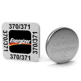 Energizer 370/371 SR69 1.55V knoopcel batterij