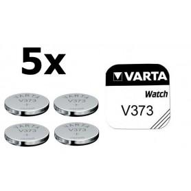 Varta, Varta V373 23mAh 1.55V baterie pentru ceas, Baterii plate, BS191-CB, EtronixCenter.com