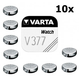 Varta, Varta Watch Battery V377 27mAh 1.55V, Button cells, BS193-CB, EtronixCenter.com