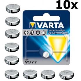 Varta - Varta Watch Battery V377 27mAh 1.55V - Button cells - BS194-CB