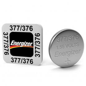 Energizer 376/377 1.55V knoopcel batterij