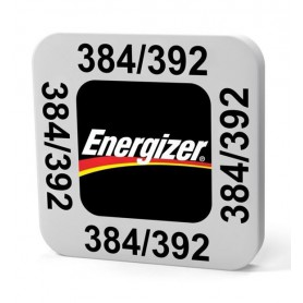 Energizer - Energizer Watch Battery 384/392 1.55V - Button cells - BS198-CB