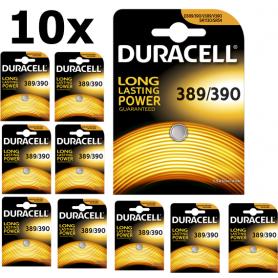 Duracell - Duracell Watch Battery 389-390 / G10 / SR1130W 1.5V 85mA - Button cells - BS200-CB