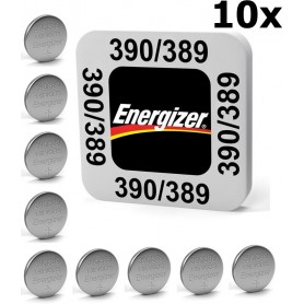 Energizer - Energizer Watch Battery 389/390 90mAh 1.55V - Button cells - BS201-CB