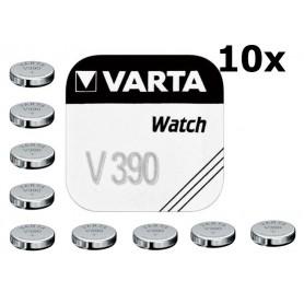 Varta - Varta Watch Battery V390 80mAh 1.55V - Button cells - BS203-CB