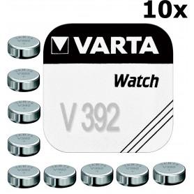 Varta - Varta Watch Battery V392 38mAh 1.55V - Button cells - BS206-CB