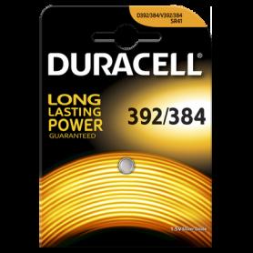 Duracell - Duracell Watch Battery 392-384/G3/SR41W 1.5V 41mAh - Button cells - BS207-CB