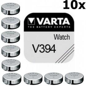 Varta - Varta Watch Battery V394 67mAh 1.55V - Button cells - BS209-CB