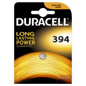 Duracell Watch Battery D394 SR936SW 1.5V