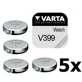 Varta - Varta V399 42mAh 1.55V Watch Battery - Button cells - BS212-CB