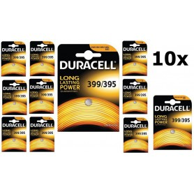 Duracell - Duracell Watch Battery 399-395/G7/SR927W 1.5V 52mAh - Button cells - BL071-CB