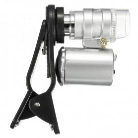 NedRo, 8MM 60x Zoom, microscop, lupă cu UV LED-ul, Lupe și Microscoape, AL465-CB, EtronixCenter.com