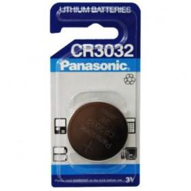 Panasonic CR3032 500mAh 3V lithium battery