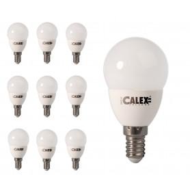 Calex - Calex Bec LED Lumina de Zi 240V 4,5W 380lm E14 P45, 6500K - E14 LED - CA0107-CB www.NedRo.ro