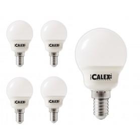 Calex, Bec cu LED alb cald Calex 240V 3W E14 250LM 2700K, E14 LED, CA0106-CB, EtronixCenter.com