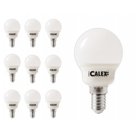 Calex, Calex Warm White LED Lamp 240V 3W E14 250LM 2700K, E14 LED, CA0106-CB, EtronixCenter.com