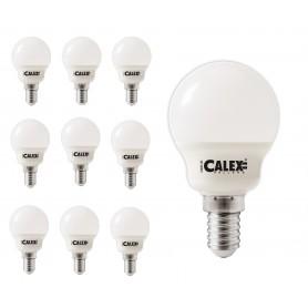 Calex - Calex LED Lamp 240V 3W 200lm E14 P45, 2200K Extra Warm White - E14 LED - CA0105 www.NedRo.us