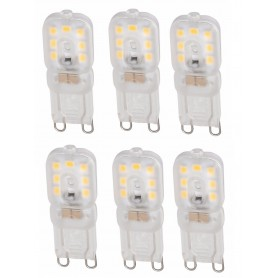 Oem - G9 3W Warm White SMD2835 LED Lamp - Not Dimmable - G9 LED - AL900-CB