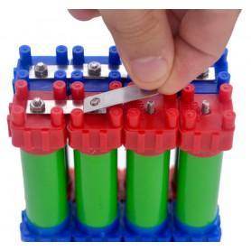 VRUZEND - Vruzend DIY batterijset voor maximaal 52 18650 cellen - Batterijen accessories - NK386 www.NedRo.nl