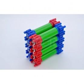 VRUZEND - Vruzend v1.5 set DIY pentru maxim 52 baterii 18650 - Accesorii pentru baterii - NK386 www.NedRo.ro