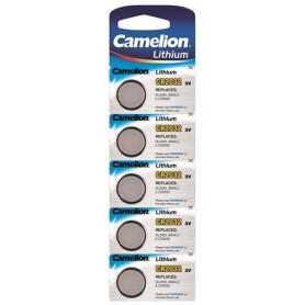 Camelion CR2032 3V Lithium batterij