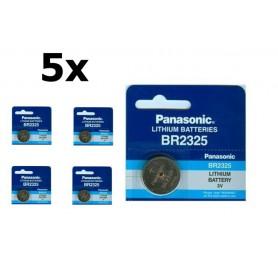 Panasonic - Panasonic Professional BR2325 / CR2325 P135 165mAh 3V baterie plata - Baterii plate - BL034-CB www.NedRo.ro