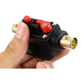 NedRo, 100A 12V-24V Inline Circuit Breaker Manual Reset Switch Fuse, Fuses, AL1021, EtronixCenter.com
