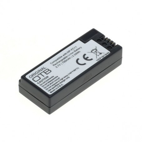 OTB, Battery for Sony NP-FC11 Li-Ion 700mAh, Sony photo-video batteries, ON1451