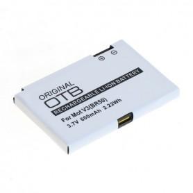 OTB - Accu voor Motorola BR50 3.7V 600mAh Li-ion - Motorola telefoonaccu's - ON6070 www.NedRo.nl