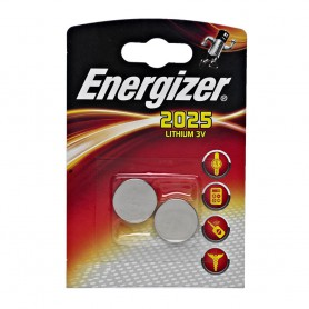 Energizer CR2025 3v lithium button cell battery