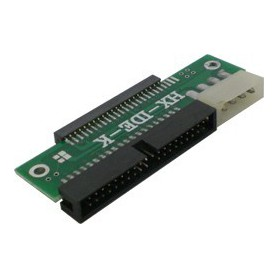 NedRo - 2.5 to 3.5 IDE Converter - SATA and ATA adapters - YPA004 www.NedRo.us