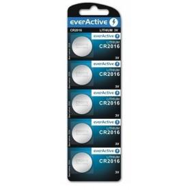 Battery everActive CR2016 6016 90mAh 3V