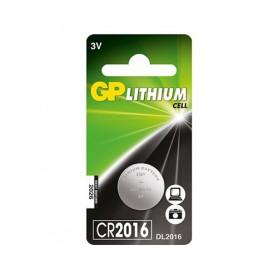 GP CR2016 Professional Electronics 3V 90mAh Lithium knoopcel