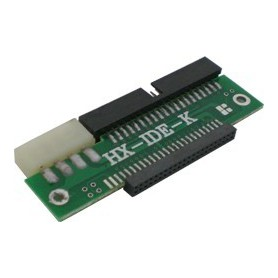 NedRo - 2.5 naar 3.5 IDE Converter - SATA en ATA adapters - YPA004-C www.NedRo.nl