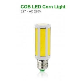 NedRo, 7W E27 Bec cu 24 LED-uri COB, E27 LED, AL1037-CB, EtronixCenter.com