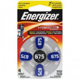 Energizer - Energizer 675 Gehoorapparaat batterijen 1.4V - Knoopcellen - BL286-CB www.NedRo.nl