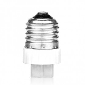 NedRo - E27 naar G9 Fitting Omvormer - Lamp Fittings - LCA19-CB www.NedRo.nl