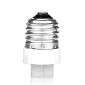 Oem - E27 to G9 Socket Converter / adapter - Light Fittings - LCA19-CB