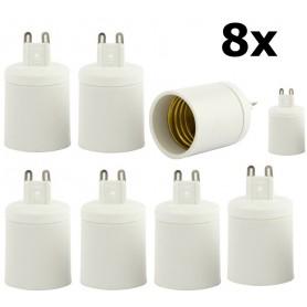 unbranded - G9 to E27 Socket Converter - Light Fittings - LCA02-CB