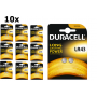 Duracell - Duracell G12 / LR43 / 186 battery - Button cells - BS268-CB