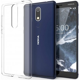 OTB, TPU Case for Nokia 5.1 Plus, Nokia phone cases, ON6086