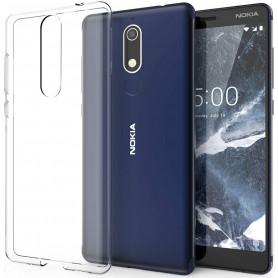 OTB, TPU Case voor Nokia 5.1 Plus, Nokia telefoonhoesjes, ON6086, EtronixCenter.com