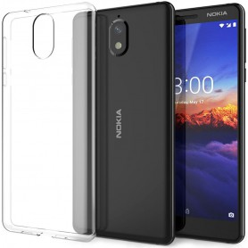 OTB - TPU Case voor Nokia 3.1 - Nokia telefoonhoesjes - ON6087 www.NedRo.nl