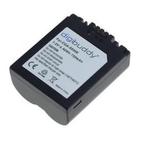 Batterij voor Panasonic CGR-S006 750mAh