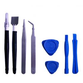 OTB, Set de instrumente 16x pentru tabletele smartphone MacBooks, Șurubelnițe, AL1041, EtronixCenter.com