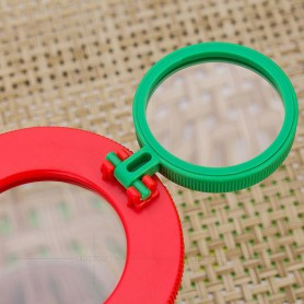 Oem - 3X Two Lens Insect Magnifier WW22000842 - Magnifiers microscopes - WW22000842