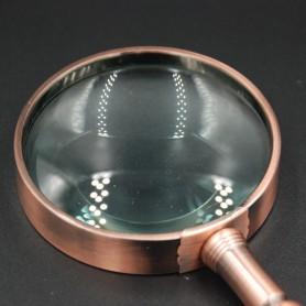 NedRo, 68mm 6x-Zoom Vergrootglas met handvat, Loepen en Microscopen, AL1052, EtronixCenter.com